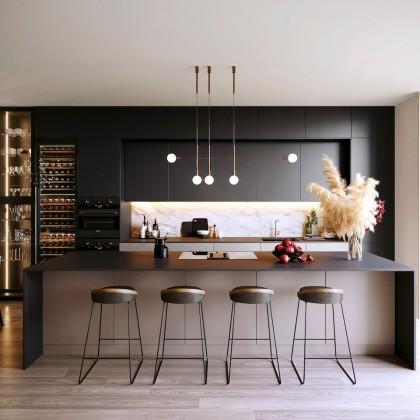 Каким будет ваш кухонный гарнитур