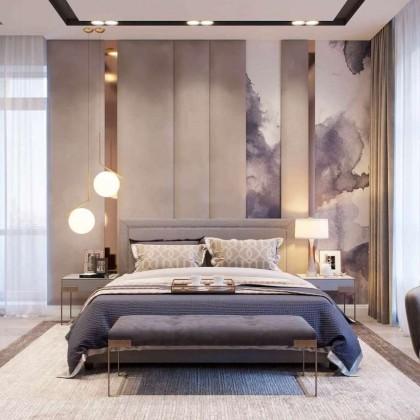 Дизайн оформления спальни