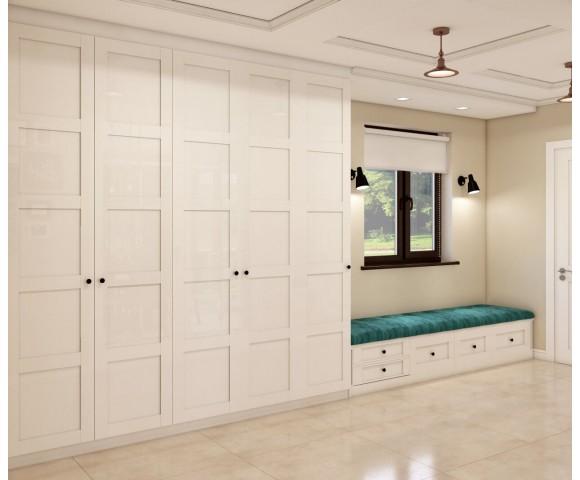 Дизайн проект частного дома 120м² в Киеве