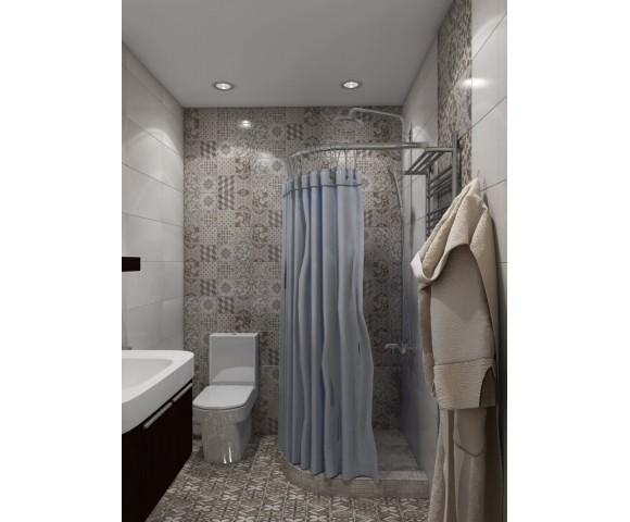 Дизайн проект дома 100м² с. Колонщина
