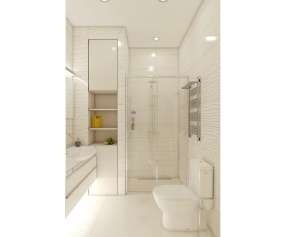Дизайн проект частного дома 170м² в Киеве
