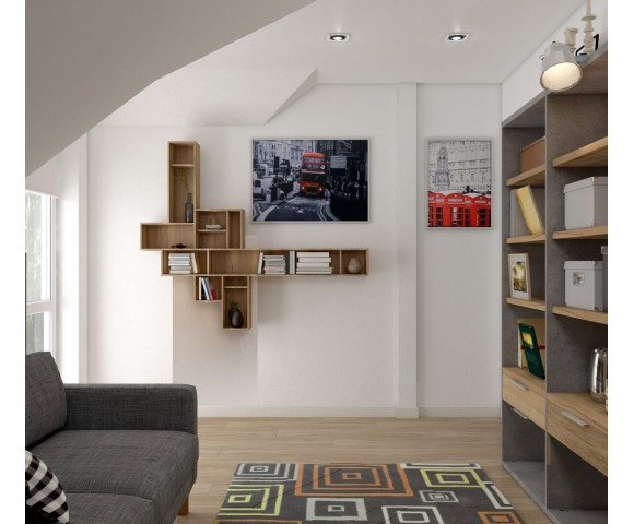 Дизайн проект дома 155м² с. Новые Петровцы