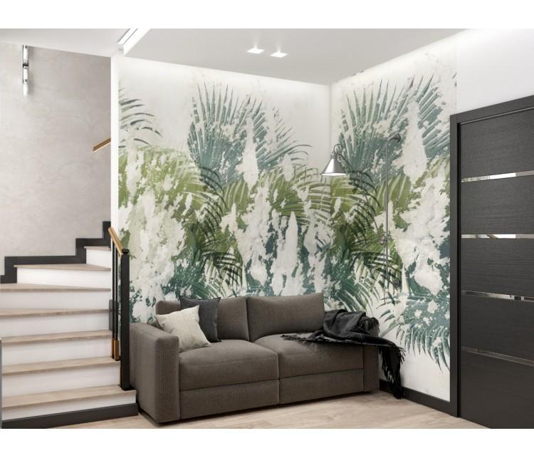 Дизайн проект частного дома 123м² с. Нова, Дизайн студия © AbiStyle