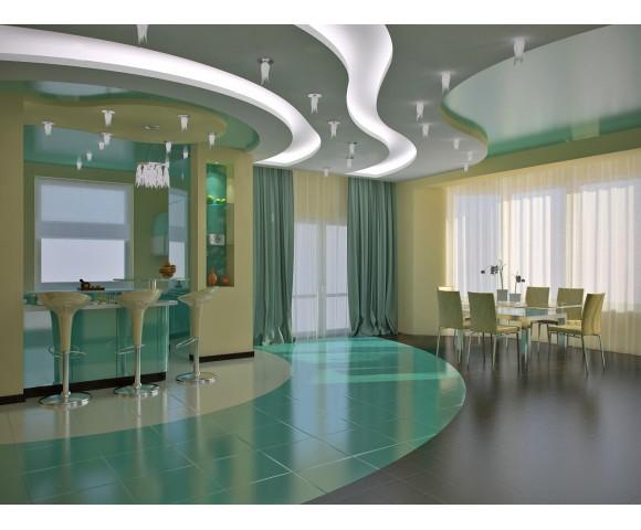 Дизайн проект частного дома 86м² с. Белогородка
