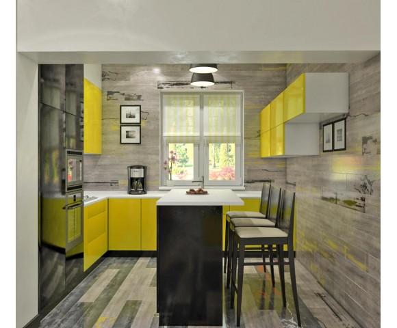 Дизайн проект дома 203м² в поселке Ворзель