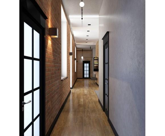 Дизайн проект частного дома 500м² г. Киев