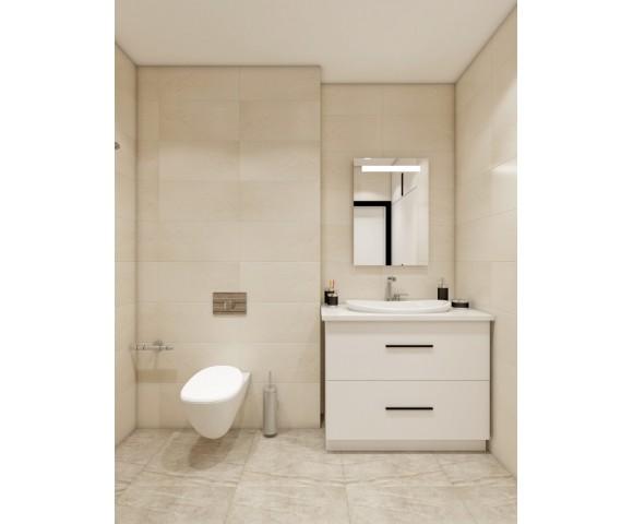 Дизайн проект квартиры 50м² г. Вишневое
