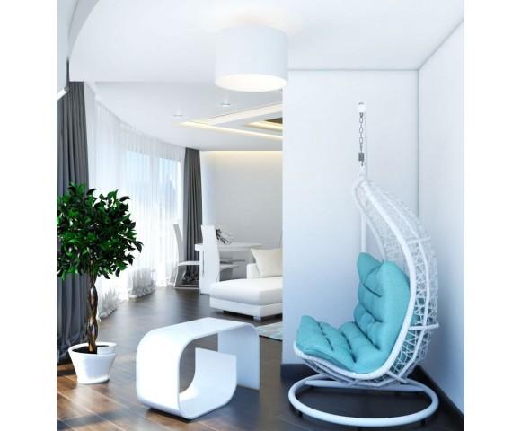 Дизайн проект квартиры 86м² ЖК Заречный