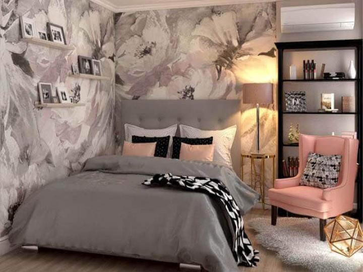 Интерьер квартиры 130м² ЖК Женева, Дизайн студия © AbiStyle