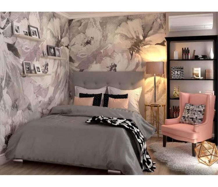 Дизайн проект квартиры 130м² ЖК Женева, Дизайн студия © AbiStyle