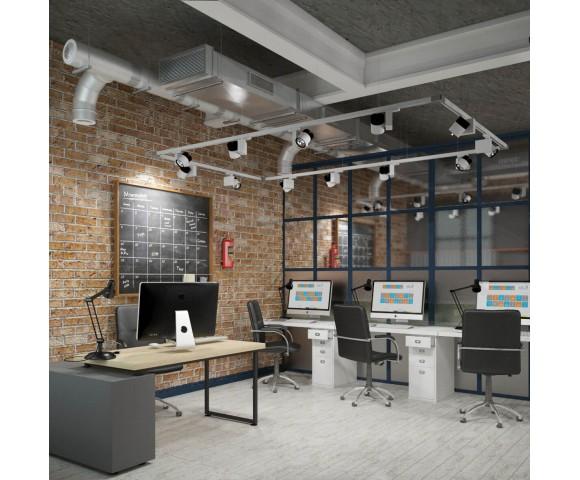 Дизайн проект Офиса 80м² г. Ирпень