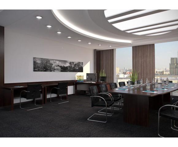 Дизайн проект офиса 500м² в Киеве