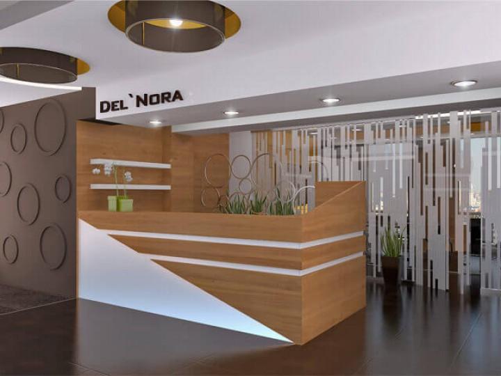 Интерьер офиса 500м² в Киеве, Дизайн студия © AbiStyle