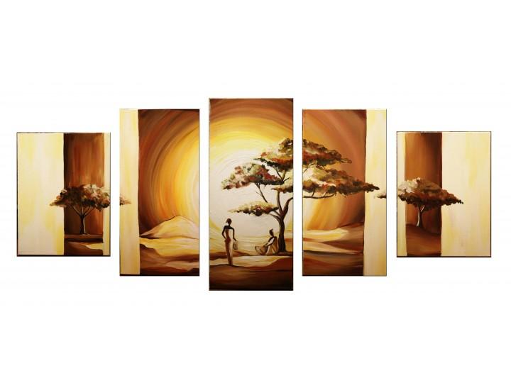 "Картина ""Африка, закат"" , Дизайн студия © AbiStyle"