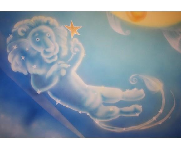 Художественная роспись в детской